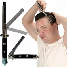 Switchblade Comb Sisir Lipat Pomade Indonesia Diskon 50