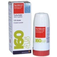 Symbicort Turbuhaler 120 Doses Asma Inhaler By Metamor.