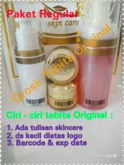 Review Toko Tabita Paket Reguler Skincare