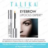 Cuci Gudang Talika Eyebrow Lipocils Expert 10Ml