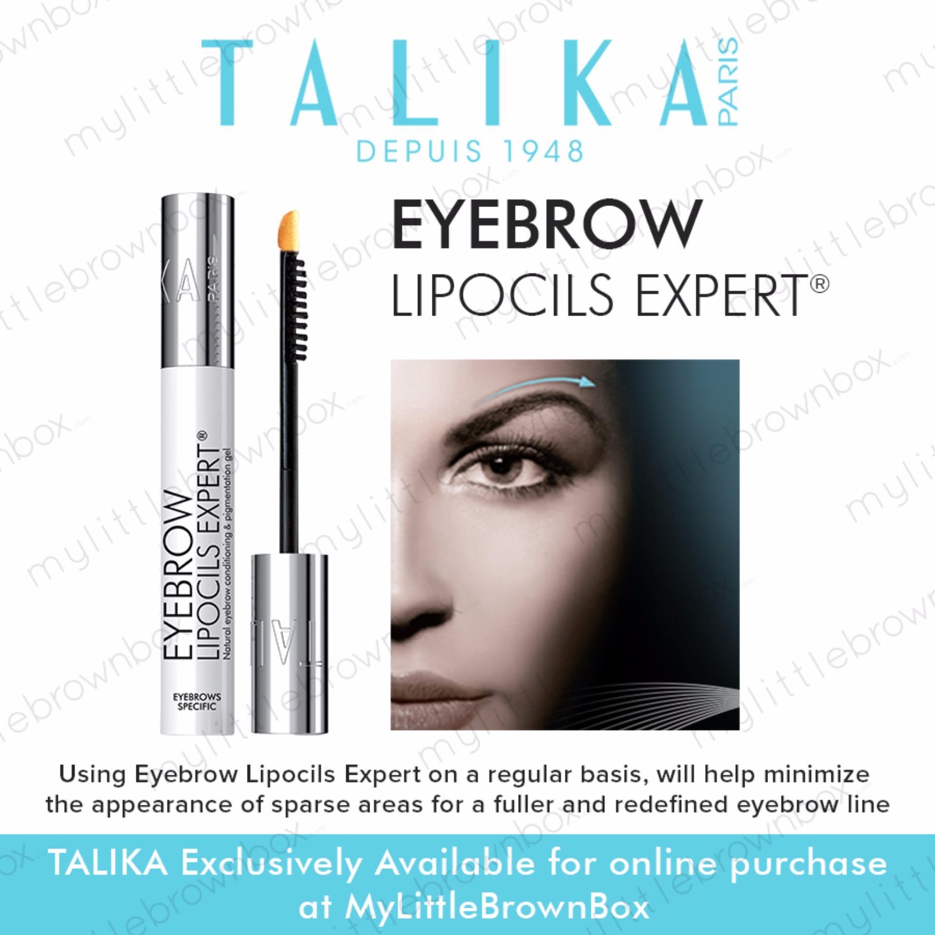 Talika - Eyebrow Lipocils Expert 10ml. Produk perawatan untuk alis ...