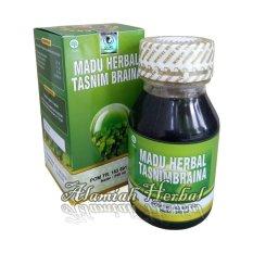 Jual Tasnim Madu Herbal Tasnim Braina Untuk Kecerdasan Dan Daya Ingat South Sumatra Murah
