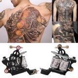 Tattoo Liner Shader Besi Mesin 10 Bungkus Kumparan Tembaga Mewarnai Lapisan Body Art Tool Intl Oem Diskon 30