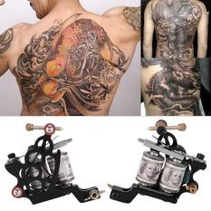 Jual Beli Tattoo Liner Shader Besi Mesin 10 Bungkus Kumparan Tembaga Mewarnai Lapisan Body Art Tool Intl