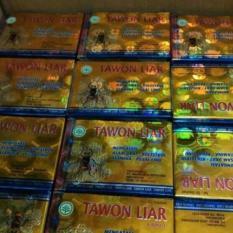 Rp 89.000. Tawon Liar Box Hologram Sachet Silver Hijau ...