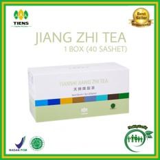 Jual Ealthy Family Jiang Zhi Tea Teh Herbal Teh Untuk Asamurat Teh Untuk Kolestrol Teh Pelangsing Online