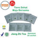 Harga Teh Hijau Pelangsing Tiens Jiang Zhi Tea Paket Hemat Tsmb 20 Sachet Online Jawa Timur