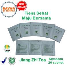 Jual Teh Hijau Pelangsing Tiens Jiang Zhi Tea Paket Hemat Tsmb 20 Sachet Tiens Online