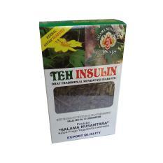 Teh Insulin - Obat Diabetes - 1 Pcs - 80 gram - Kulon Progo Yogyakarta