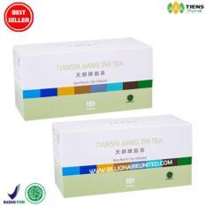 Diskon Teh Jiang Zhi Tea Tiens Penurun Kolesterol Asam Urat Darah Tinggi Dan Teh Detox Jawa Timur