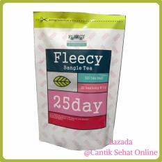 Harga Fleecy Bangle Tea Original 100 Teh Pelangsing Minuman Pelangsing Pelangsing Tubuh Terlaris Fleecy