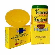 Temulawak - Cream Temulawak Original + Sabun Oval