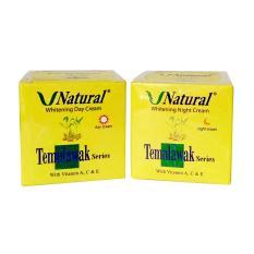 Temulawak Cream V Natural Bpom Cream Siang Malam V Natural Jawa Barat Diskon 50
