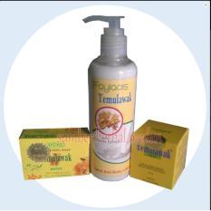 Katalog Temulawak Hologram Paket Sabun Cream Siang Malam Plus Faylacis Hand Body Lotion Original 1 Pkaet Terbaru
