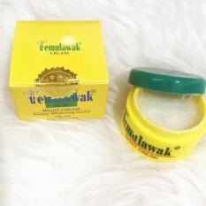 Temulawak NIGHT ONLY - Cream Temulawak Malam Saja Original Hologram Emas - 1 pcs