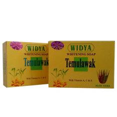 Temulawak Sabun Widya - 115 gr