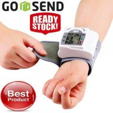 Spesifikasi Tensi Meter Tensimeter Digital Alat Pengukur Tekanan Darah Tangan Alat Ukur Detak Jantung Lengkap Dengan Harga
