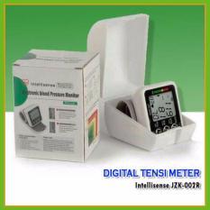 [DARI JAKARTA] Tensimeter Digital - Pengukur tekanan darah Blood Pressure Monitor Intellisense JZK-002 Tester