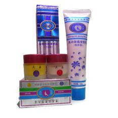 Tensung Japan Cream - Pemutih Wajah Herbal Krim siang - Krim Malam - Facial Foam