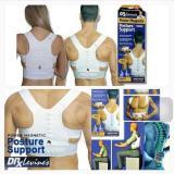Spesifikasi Terapi Penyangga Tulang Punggung Bengkok Power Magnetic Posture Sport M Yang Bagus Dan Murah