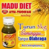 Harga Terlaris Madu Diet Pelangsing Ath Thoifah Original Asli Obat Herbal Langsing Detox Sehat Lengkap