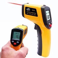 Termometer Digital Inframerah Gs320 Infrared Thermometer 50 S D 360 C Diskon Jawa Barat
