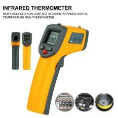 Spesifikasi Termometer Infrared Digital Thermometer Laser Non Contact Ir Infrared Model Pistol Import Baru