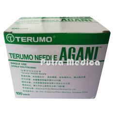Terumo Needle / Jarum Suntik - Agani 23G