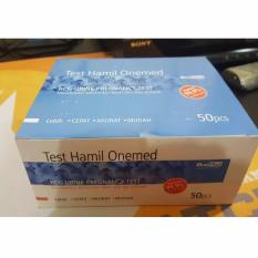 Test Pack Alat Test Kehamilan OneMed 1 Box
