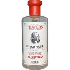 Harga Thayers Usa Alcohol Free Toner Rose Petal Witch Hazel With Aloe Vera 355Ml Asli Thayers
