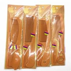 20 Set Per Set Sisir Keriting Rambut Combs 2 dari Penggunaan Rumah Tangga Su Orang Dewasa untuk Bungkus Rambut care Comb 2 Dolar Toko Sumber untuk Grosir Stall-Internasional