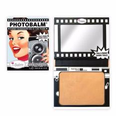 Review Pada The Balm Photobalm Powder Foundation Medium