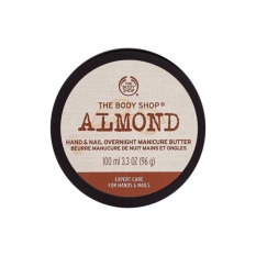 Toko The Body Shop Almond Hand Butter 100Ml The Body Shop