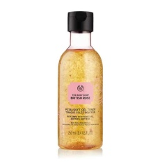 The Body Shop British Rose Petal Soft Toner 250Ml Banten Diskon