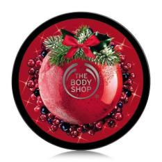 Jual The Body Shop Frosted Berries Body Butter 200Ml Xm17 Di Bawah Harga