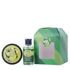 Harga The Body Shop Gift Cube Duo Olive Lc Xm17 The Body Shop Baru