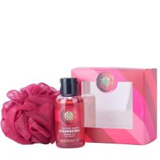 Jual The Body Shop Gift Mini Strawberry Lc Xm17 Import