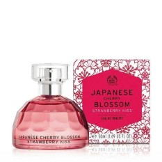 The Body Shop Japanese Cherry Blossom Strawberry Kiss EDT 50ml