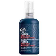 The Body Shop Maca Root Deo Spray 125Ml Promo Beli 1 Gratis 1