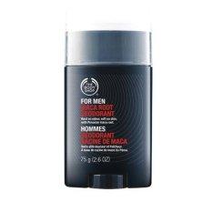 Ongkos Kirim The Body Shop Maca Root Deodorant Stick 75G Di Indonesia