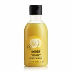 Jual The Body Shop New Banana Shampoo 250Ml Online Banten