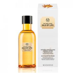 Beli The Body Shop Oils Of Life Intensely Revitalising Essence 160Ml Indonesia