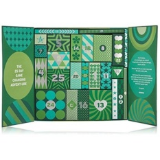The Body Shop Premium Selection Advent Calendar, 24pc Gift Set of Feel-Good, Cruelty-Free, 100% Vegetarian Skincare, Body Care and Makeup Treats - intl