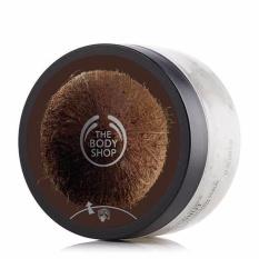 Harga The Body Shop Reno Coconut Body Scrub 50Ml Lengkap