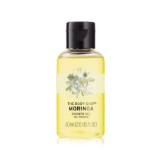 Model The Body Shop Reno Moringa S Gel 60Ml Terbaru