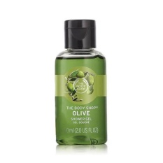 Harga The Body Shop Reno Olive Shower Gel 60Ml Asli The Body Shop