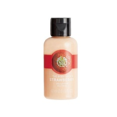 Harga The Body Shop Reno Strawberry Body Puree 60Ml Banten