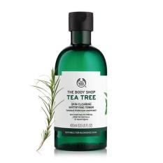 The Body Shop Reno Tea Tree Toner 400Ml Promo Beli 1 Gratis 1