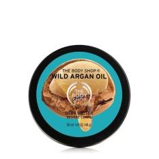 Jual The Body Shop Reno Wild Argan Oil Body Butter 50Ml Di Banten