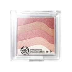 Harga The Body Shop Shimmer Waves 02 Blush Lengkap
